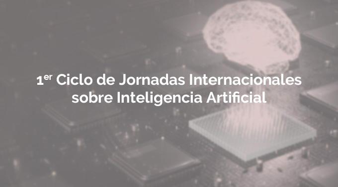 Presentación de 1a Jornada Inteligencia Artificial