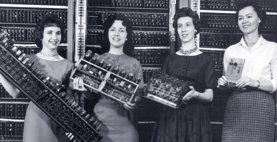 Top Secret Rosies: poniendo los cimientos para cerrar la brecha de género en Inteligencia Artificial